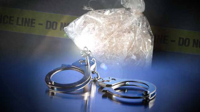 Meth allegedly seized during traffic stop in Adair County
