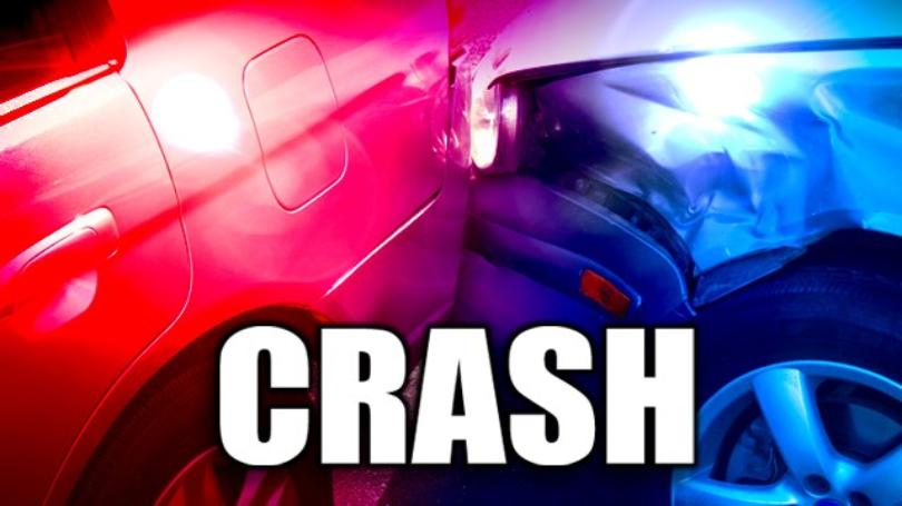 A vehicle overturned after being involved in a Lafayette County collision