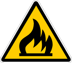 National Weather Service issues fire hazard warning