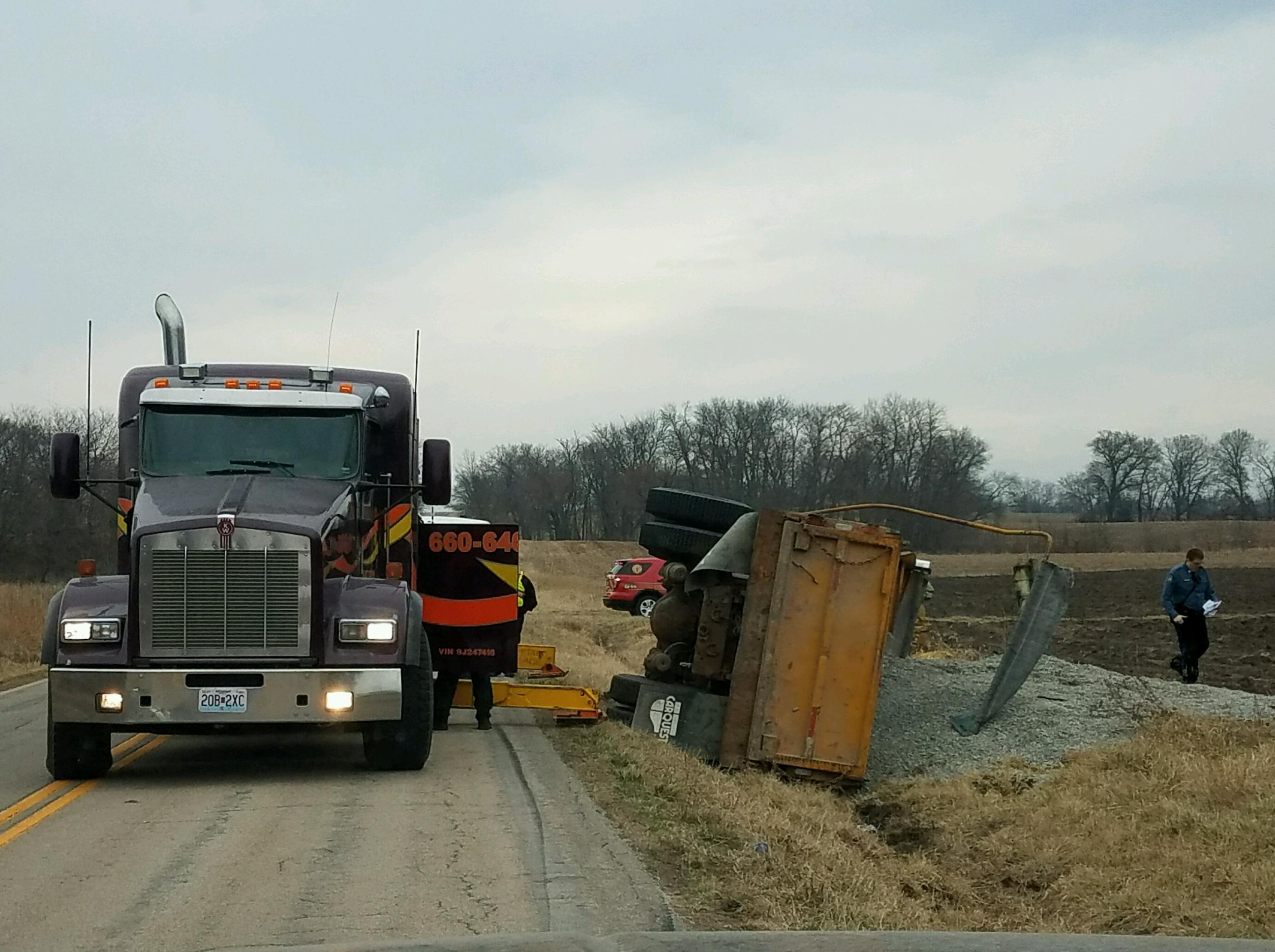Unconfirmed accident reported on Z Highway in Carroll County UPDATE — ROADWAY CLEARED AND OPEN