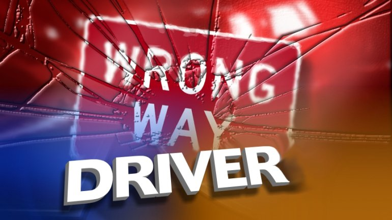 Seriously injured driver was going wrong way on Interstate 70