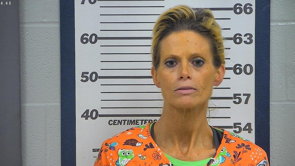 Smithville woman accused of stealing pain pills as a home health care worker