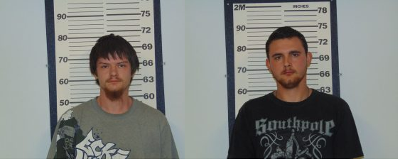 2 men Lexington men arrested following investigation of Richmond Casey's General Store robbery