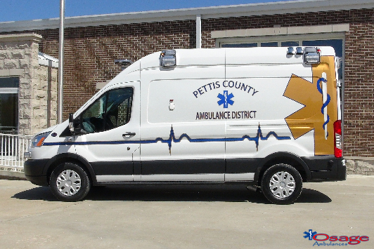 UPDATE — BREAKING — Two accused of embezzling more than $100,000 from Pettis County Ambulance District