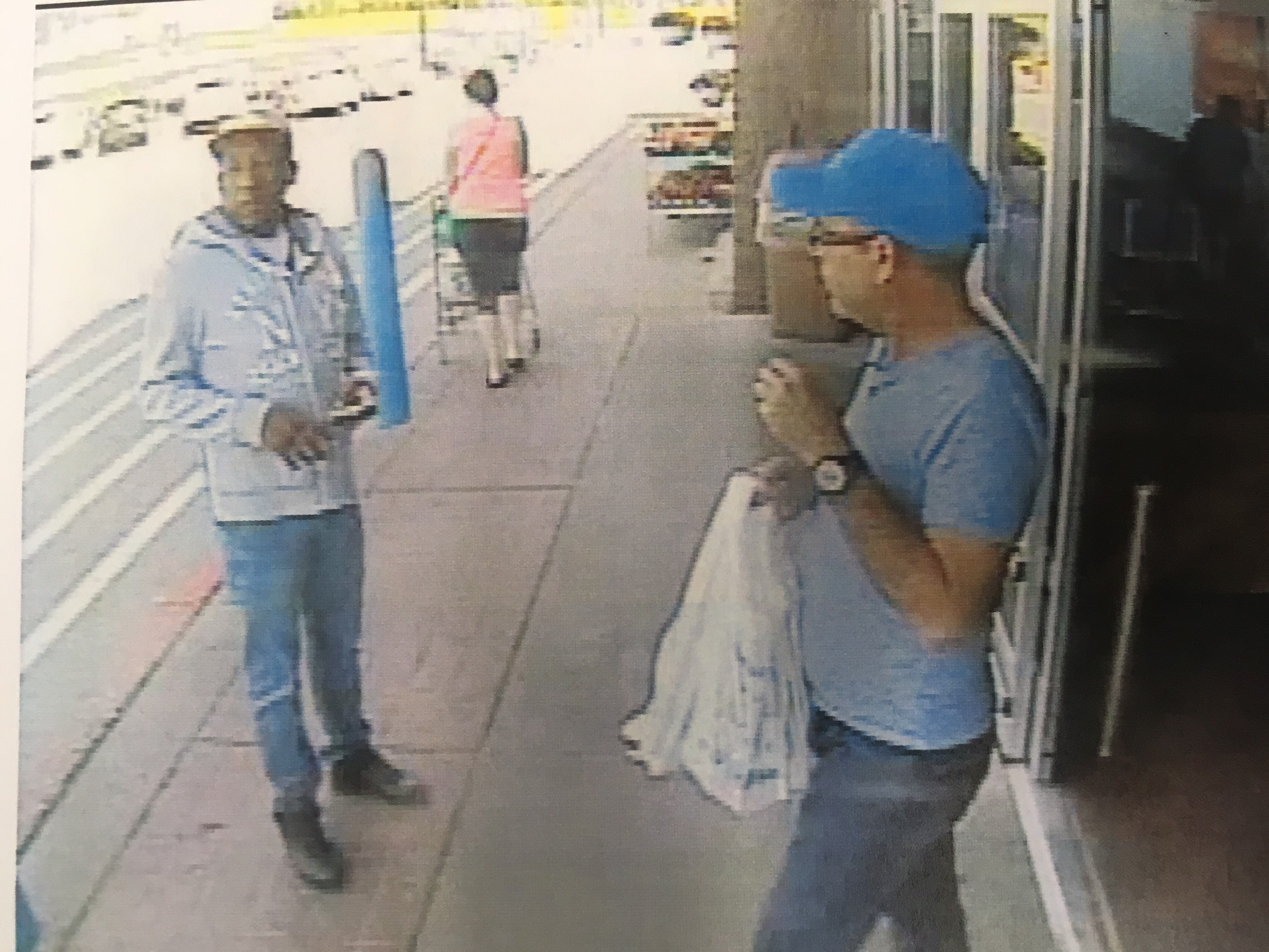 Identity of Excelsior Springs suspects accused of fraudulent credit card use still in question
