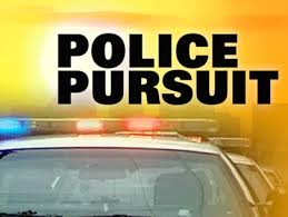 Moberly man arrested after police chase through town