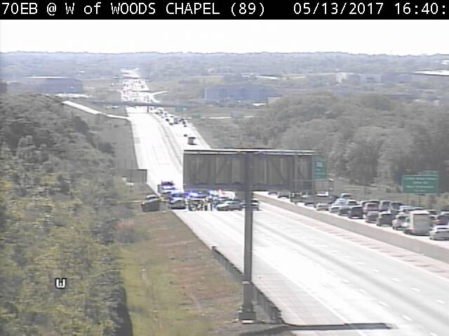 Accident on I-70 in Blue Springs proves fatal