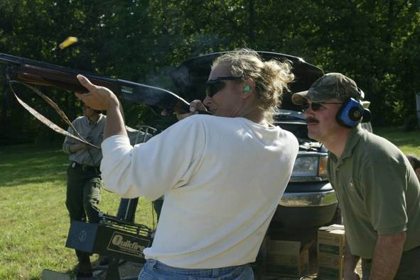 NEWSMAKER — Missouri Department of Conservation aims to increase female marksmanship