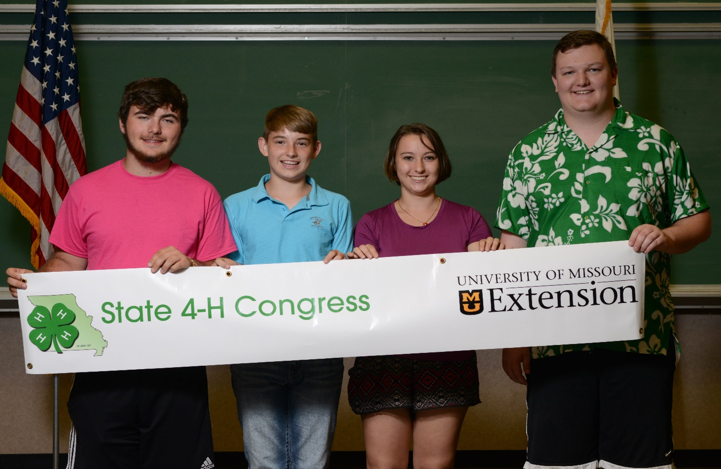 4-H members flock to gain skills, one gains leadership role