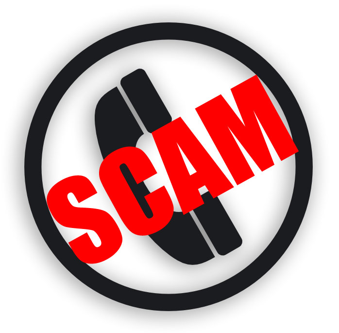 Scam perpetrated against area residents by IRS impersonators