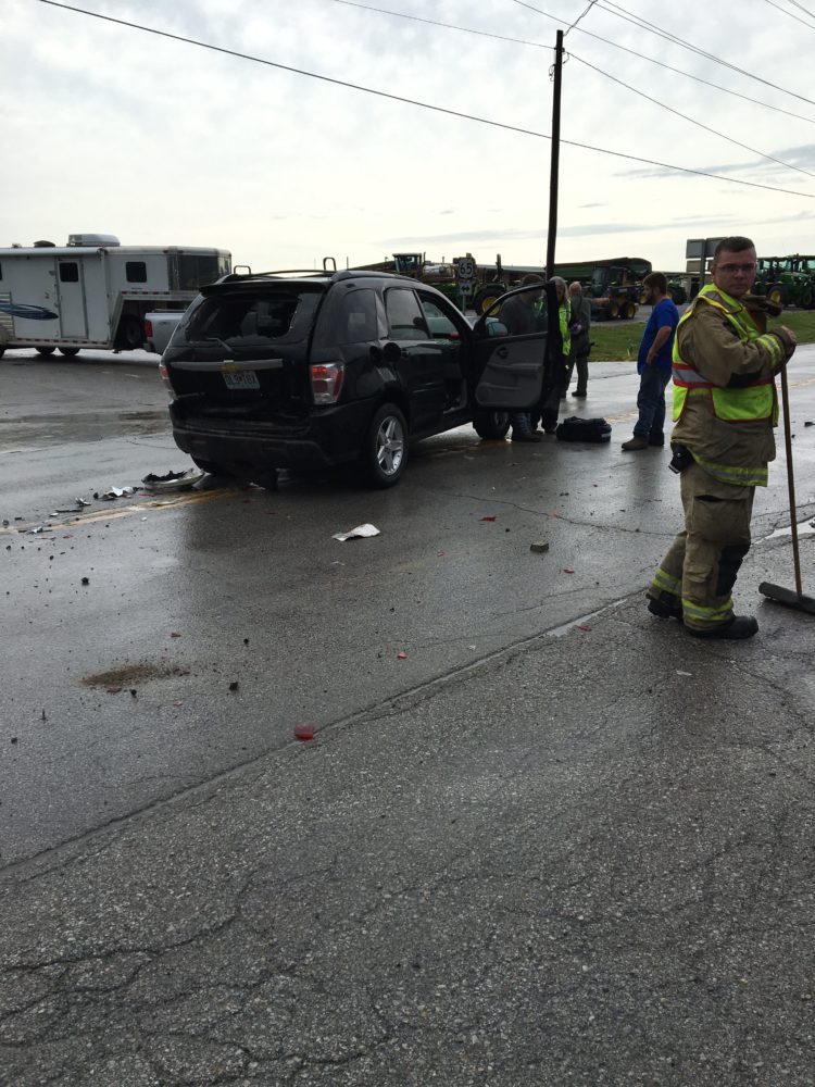DEVELOPING — Delays expected following collision on 65 Highway north of Carrollton