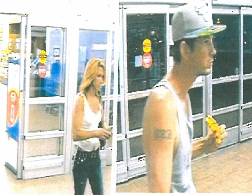 Marshall Police seek identity of Wal-Mart thieves