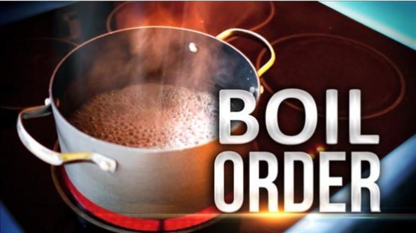 Sullivan County boil order in effect until further notice