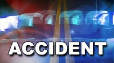 An accident in Johnson County leaves Kansas City man with minor injuries