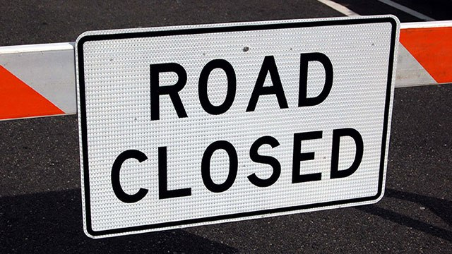 Street closures in effect as celestial event approaches