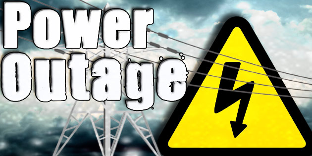 Power outages reported across KMZU listening area