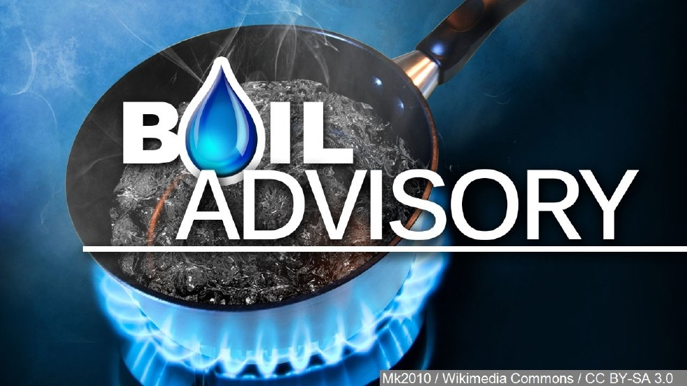 Water boil order issued by Ray County officials