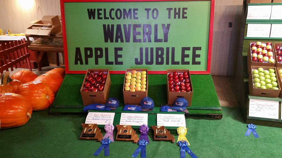 Waverly Apple Jubilee auction raises over $50,000 for local club