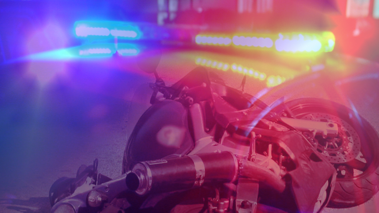 Trenton man seriously injured after motorcycle strikes cow in roadway