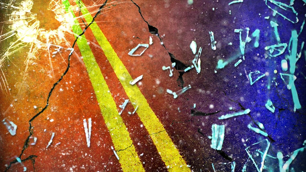 BREAKING:  multi-vehicle crash south of Lexington affecting traffic