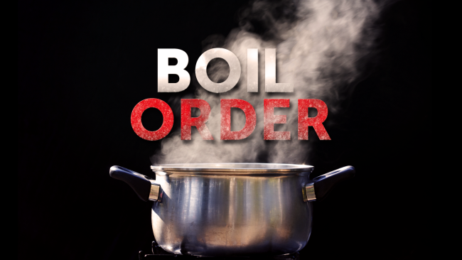 Boil order issued in Clinton County
