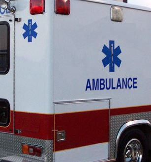 Rollover crash near Utica injures two occupants