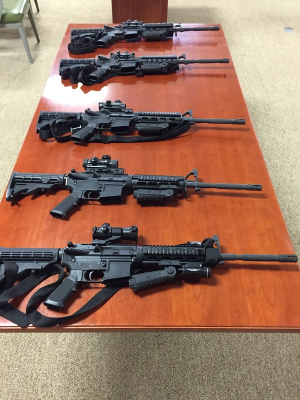Tara Industries supplies Carroll County Sheriff's Dept. with new set of weapons