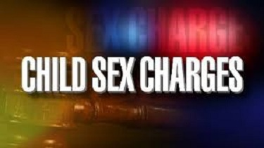 Saline County man charged with statutory rape towards a minor