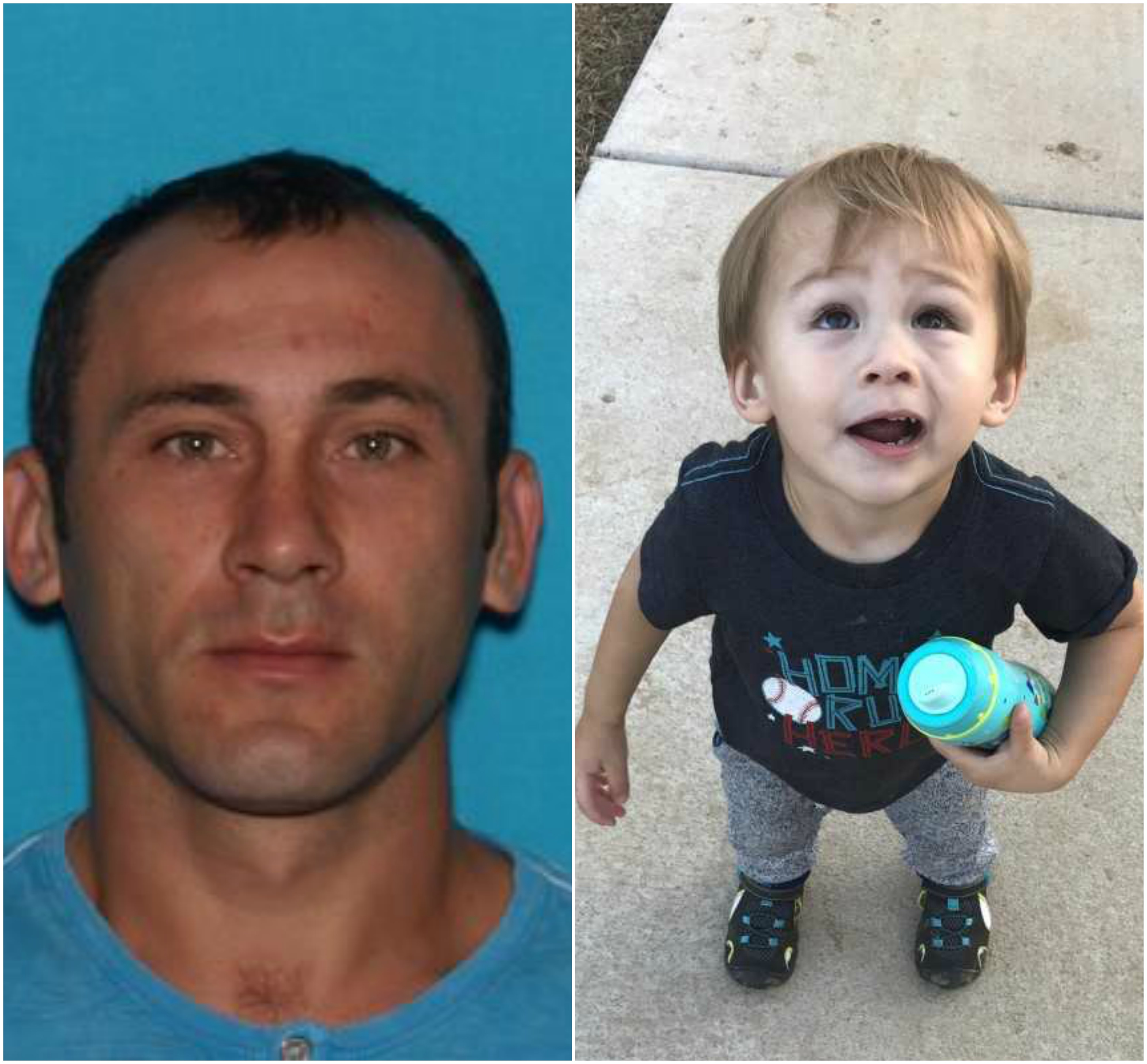 UPDATE – Amber Alert Cancelled for missing Springfield toddler