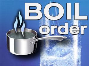 Parts of Concordia under boil advisory