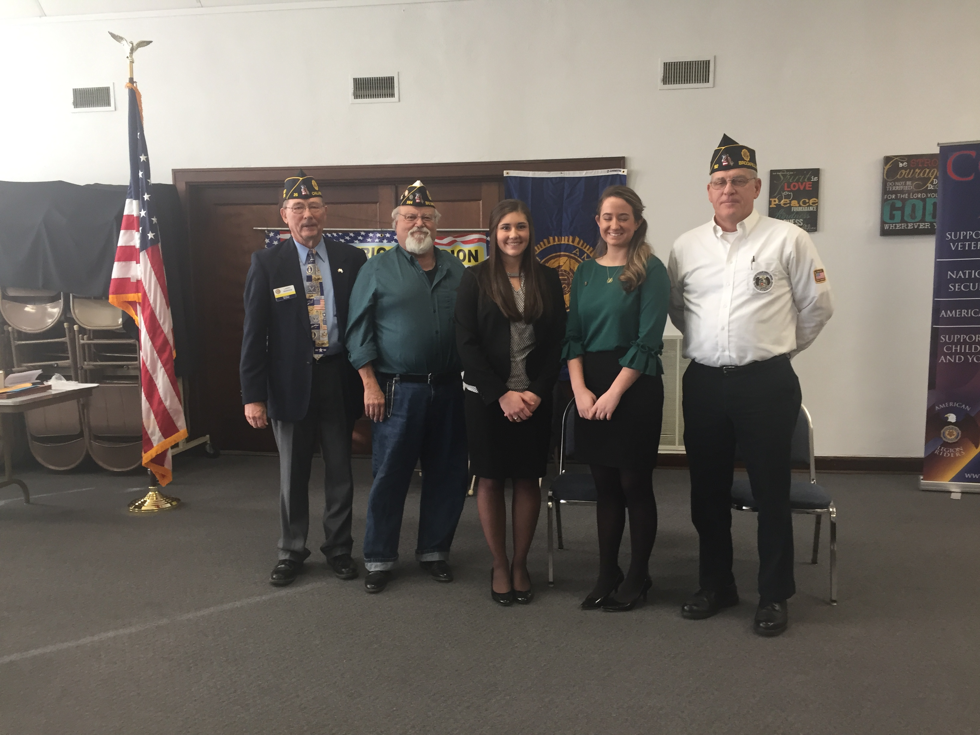 Norborne student wins district American Legion Oratorical contest, moves on to regional contest