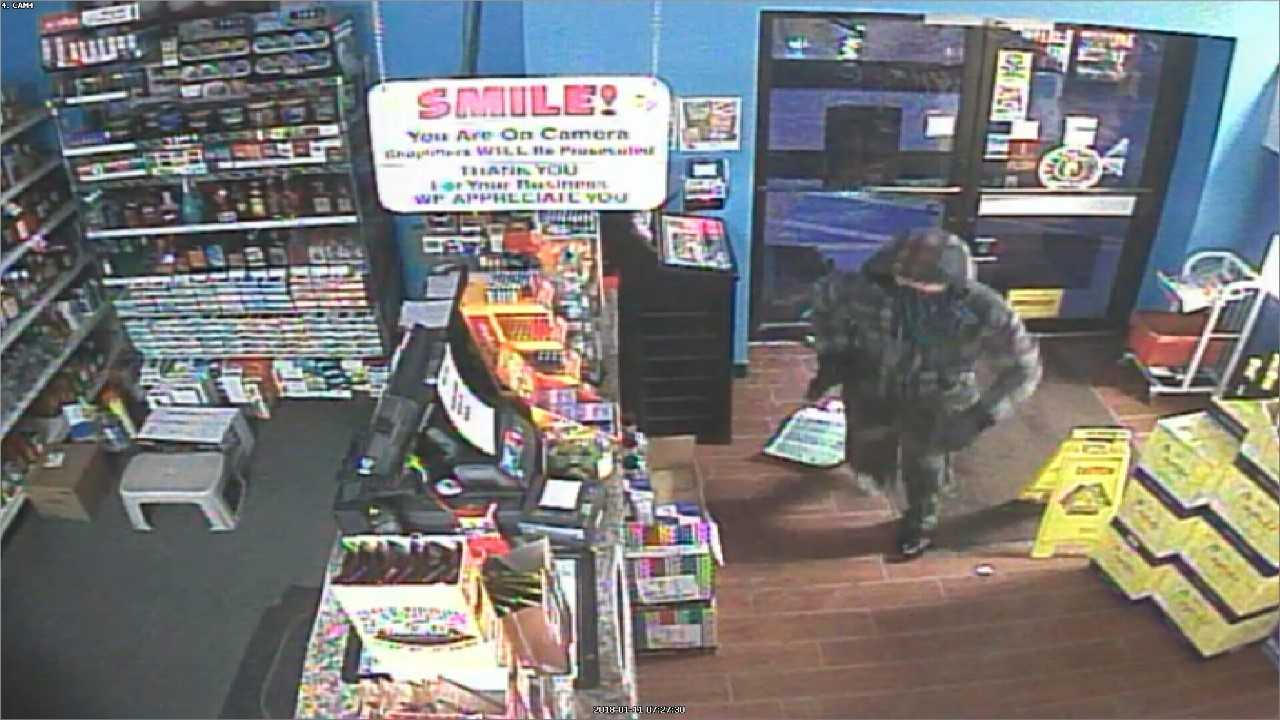 Moberly Police investigating alleged burglary at Express Liquor and Smokes