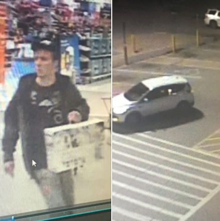 Richmond police attempt to ID attempted stealing suspect