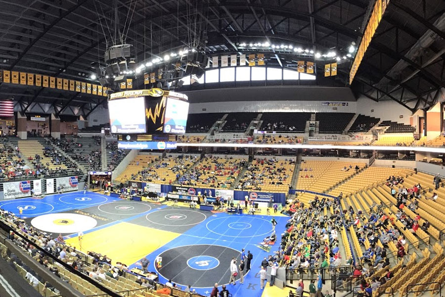 Missouri high school wrestling: State championship results