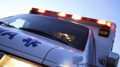 Allegedly intoxicated driver seriously injured in off-road crash