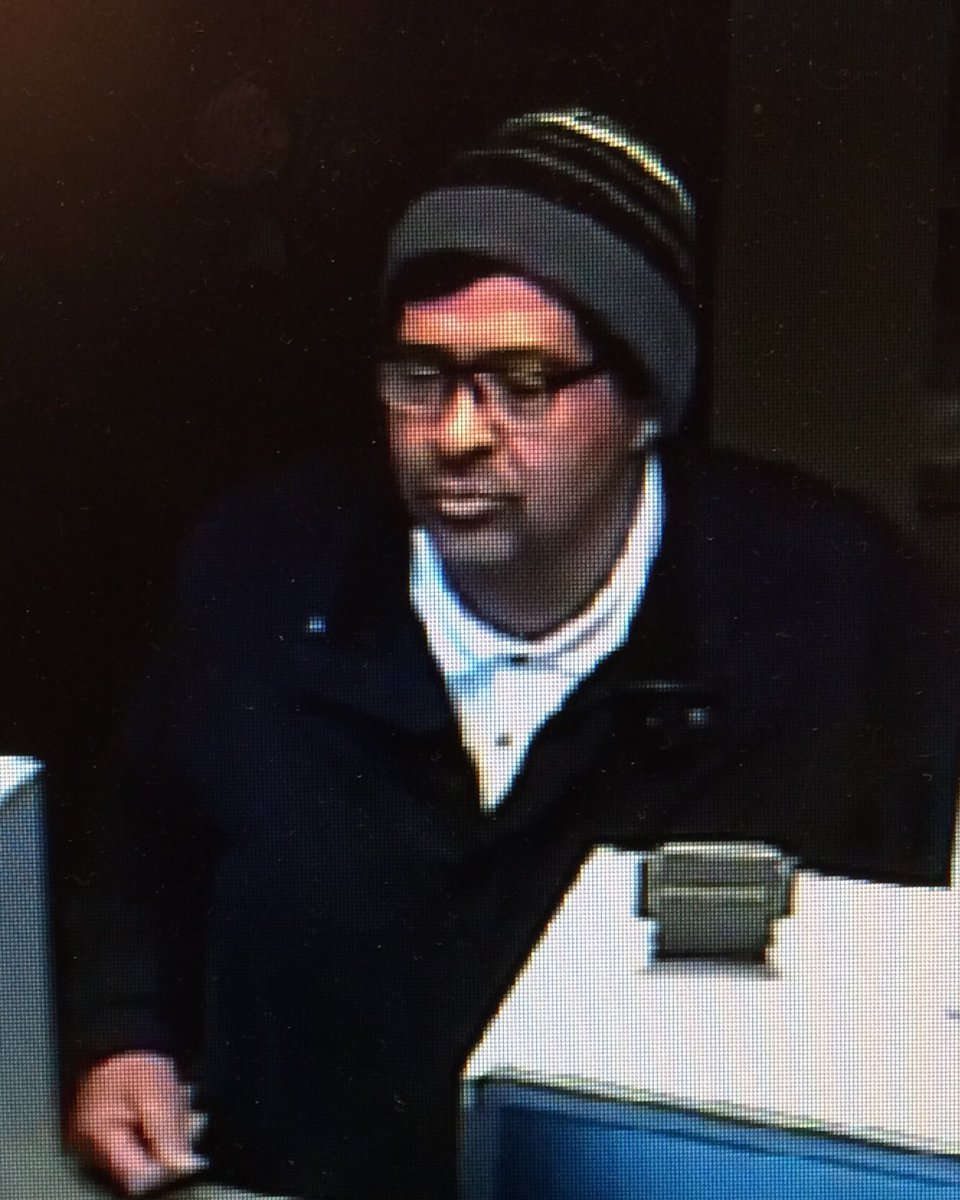 Police need help identifying Columbia bank robbery suspect