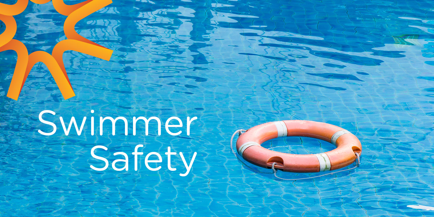 NEWSMAKER — Tips for staying safe in the water this Summer