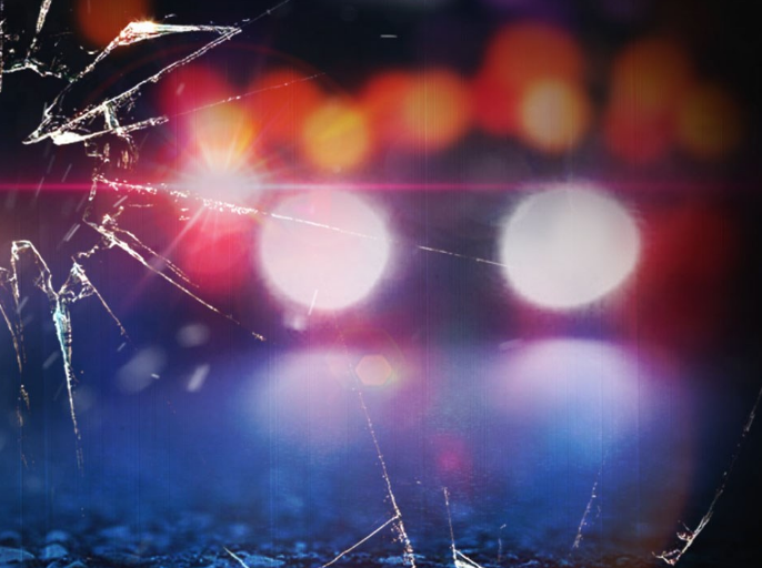 Injuries precipitated by rear-end crash in Macon County