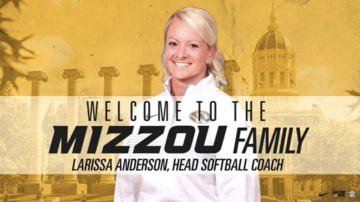 Mizzou names new head softball coach