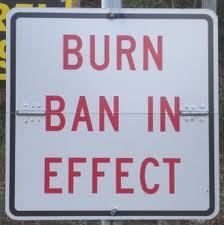 Livingston County placed under burn ban