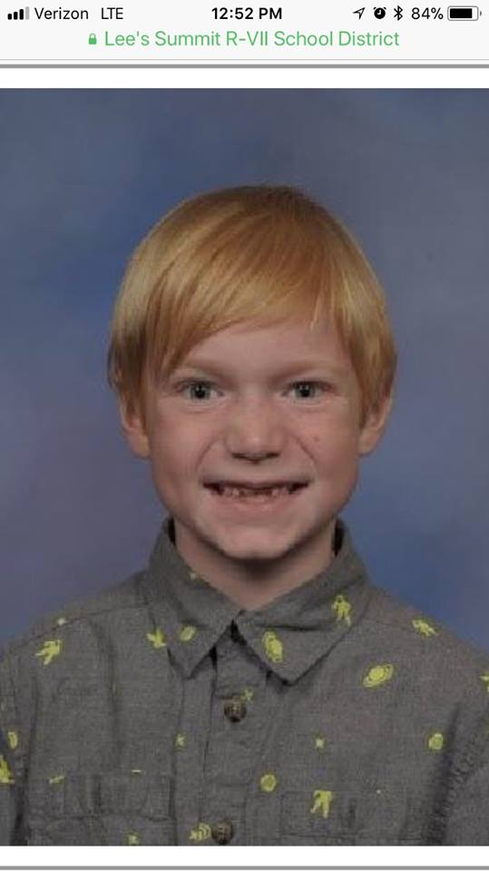 UPDATE: 8-year-old boy missing out of Lee's Summit located