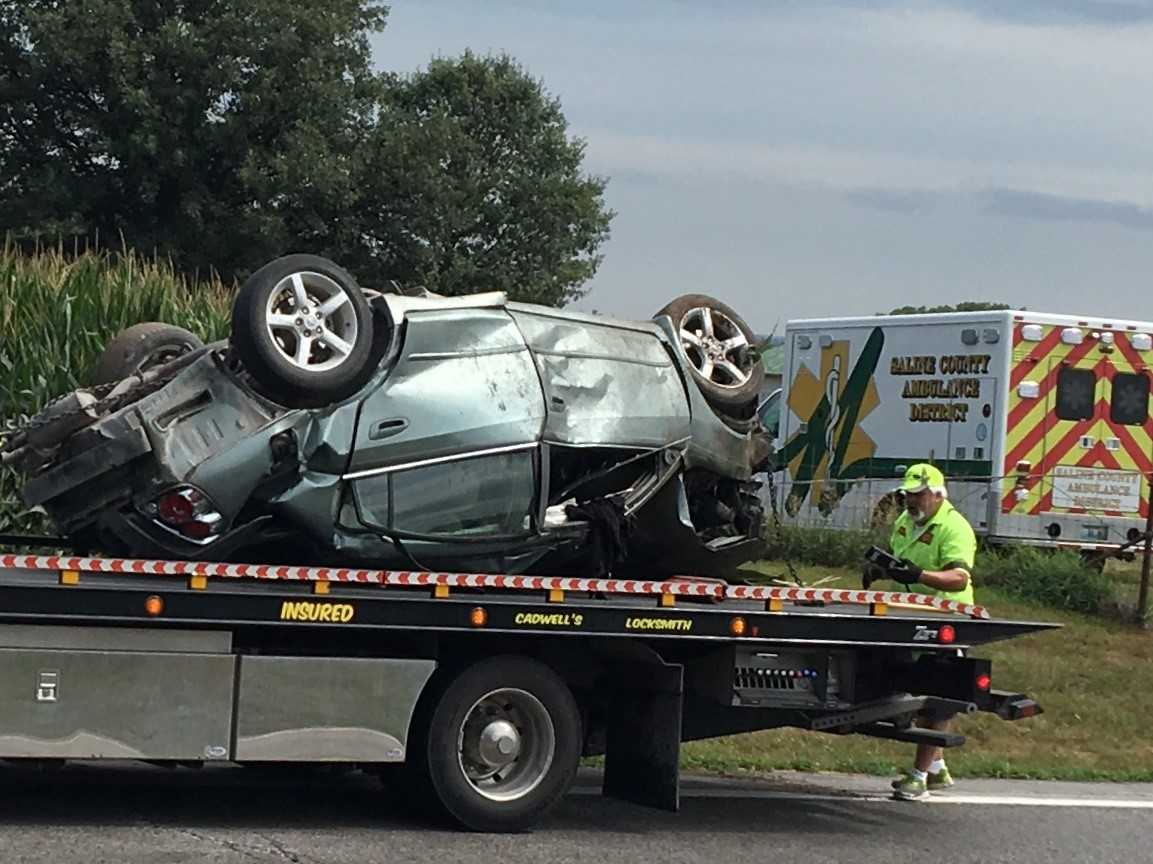 UPDATE: BREAKING NEWS — Carrollton driver identified in fatal rollover accident on US 65