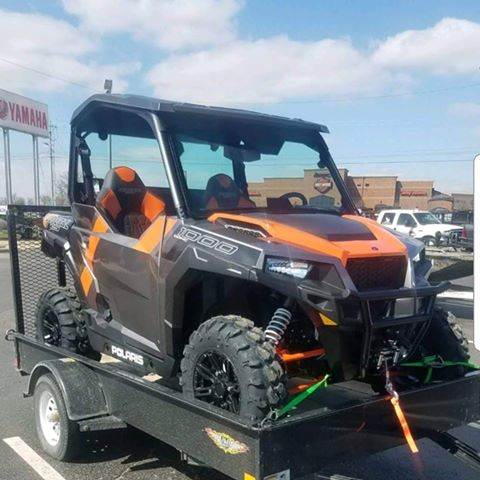 Chillicothe Police searching for UTV reported stolen Tuesday