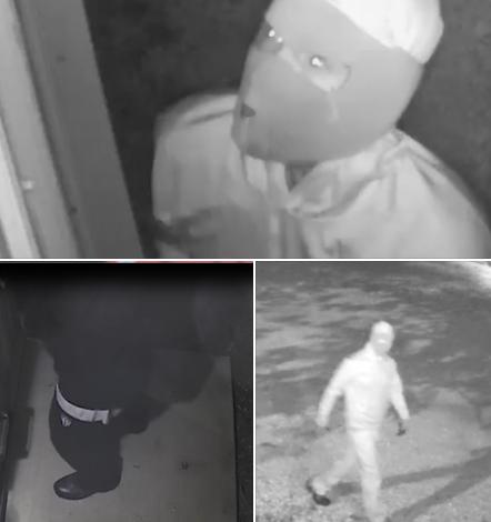 Randolph Co robbery suspect still at large