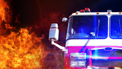 Trenton fire extinguished by emergency crews