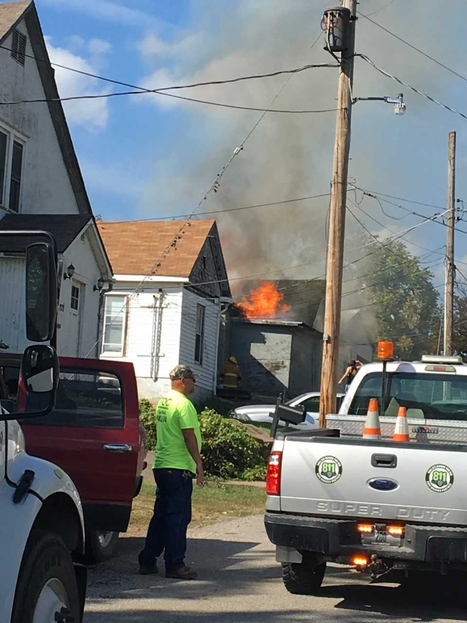 Carrollton home lost to fire
