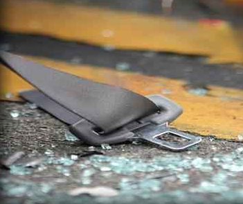Vehicle crash in Linn County injures driver