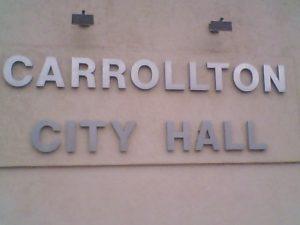 Carrollton council acts regarding city boards