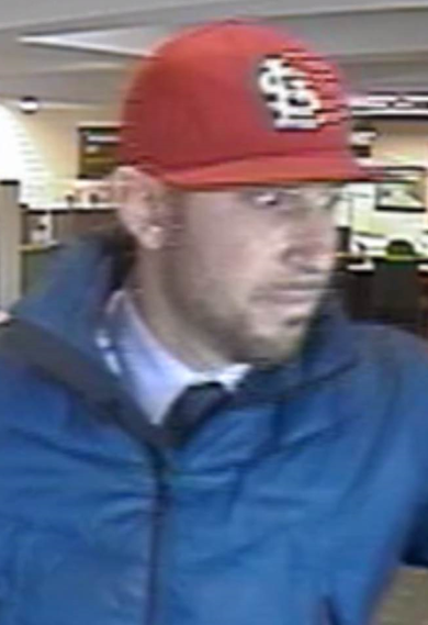 Suspect being sought in St. Joseph bank robbery