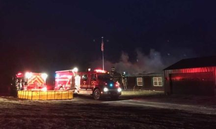 House fire draws Keytesville Fire response, mutual aid